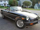 1979 MG MGB Limited Edition LE Black Jon Hubbard