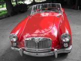 1960 MG MGA 1600 Chariot Red George Murphy