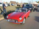 1967 MG MGB Red Neil River