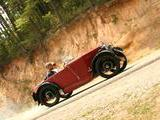 1931 MG M Type Midget Red Reinout Vogt