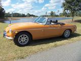 1974 MG MGB Orange K Rogers