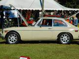 1974 MG MGB GT Beige Christopher Baker