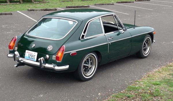 1971 mg mgb gt ghdub346899 registry the mg experience. Black Bedroom Furniture Sets. Home Design Ideas
