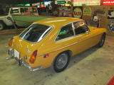 1973 MG MGB GT Mustard Nick Arrington