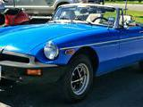 1978 MG MGB MkIII BLUE Robert Jones