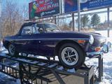 1974 MG MGB Aconite purple ken Gingrich
