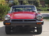 1979 MG Midget 1500 Red Eric P
