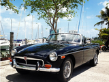 1974 MG MGB Black Rick A