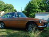 1974 MG MGB GT 2 Shades Of Bracken Dave Densmore