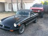 1979 MG MGB Limited Edition LE Black Eric K