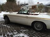 1965 MG MGB MkI White Adam Mandseth