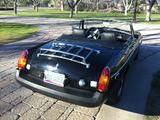 1980 MG MGB Limited Edition LE Black Grant Tayrien
