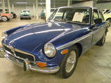 1974 MG MGB GT French Racing Blue Kathleen C