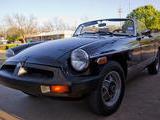 1980 MG MGB Limited Edition LE Black Paul A