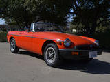 1980 MG MGB Vermillion James Pikulinski