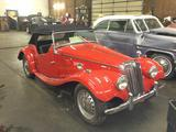 1955 MG TF 1500 Red Carly L