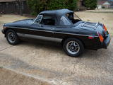 1980 MG MGB Limited Edition LE Black gary Bishop