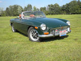 1971 MG MGB British Racing Green Jim Schuld