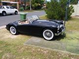 1958 MG MGA Twin Cam