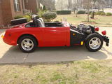 1973 MG Midget Red John Carro