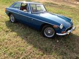 1972 MG MGB GT TEAL BLUE harry ferran