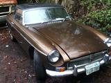 1968 MG MGB Brown Kevin Ringer