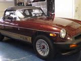 1977 MG MGB Custom Glenn Bailey