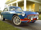 1969 MG MGC GT Mineral Blue Jonathan Brewer