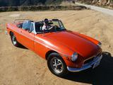 1974 MG MGB Orange Jaime Mejia