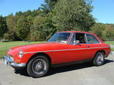 1968 MG MGB GT Red Randy M