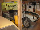 1969 MG MGC Maroon Frank Swanger