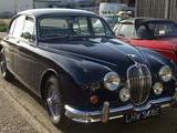 1967 Jaguar Mark 2 Jaguar Dark Blue Simon Wilkinson