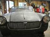 1965 MG Midget MkII Primer Gray mike richner