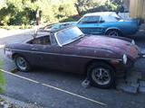 1979 MG MGB Brown Paul W