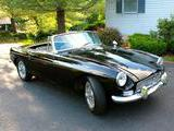 1967 MG MGB Black Shawn McCormick
