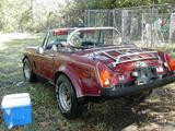 1976 MG Midget 1500 Maroon Chris T