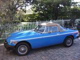 1980 MG MGB Blue Albert N