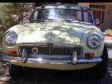 1969 MG MGB Pale Primrose Jim Drisko