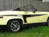 1976 MG Midget MkIII Citron Yellow Jay W