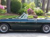 1974 MG MGB Green Patricia L