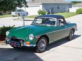 1974 MG MGB Racing Green ken kuzma