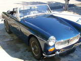 1969 MG Midget MkIII Blue Fred Hebert