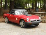 1977 MG MGB V8 Conversion Red Steve Martin