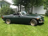 1970 MG MGB V6 Conversion BRG David Erikson