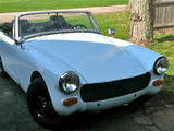 1973 MG Midget MkIII Diamond Blue Jay W