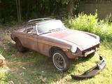 1979 MG MGB Brown Michael C
