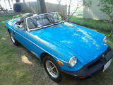 1979 MG MGB Blue bruno padovan
