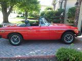 1979 MG MGB Red joe a