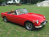 1974 MG MGB Red marc t