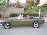 1974 MG MGB Tundra Michael E